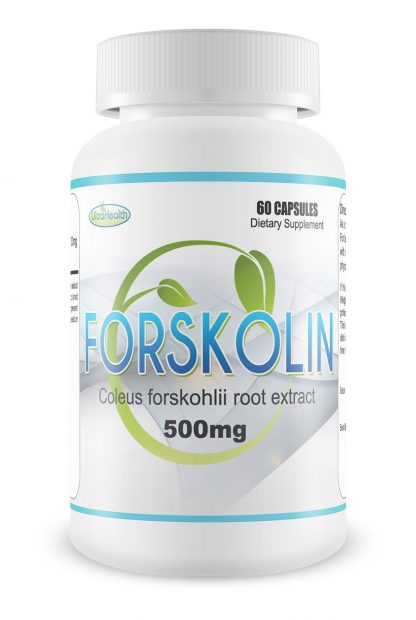Forskolin Extract Capsule
